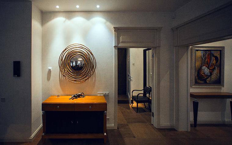 интерьер гостиной - фото № 41188