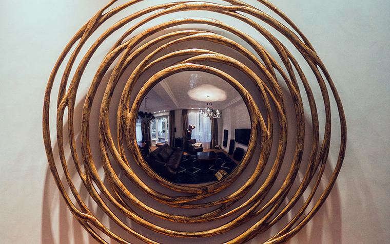 интерьер гостиной - фото № 41189
