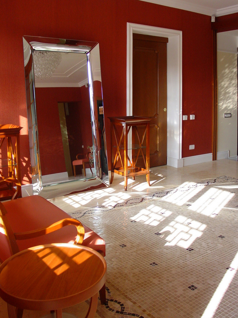 интерьер холла - фото № 41184