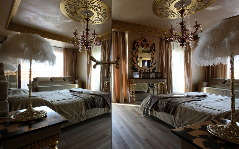спальня - фото № 41422