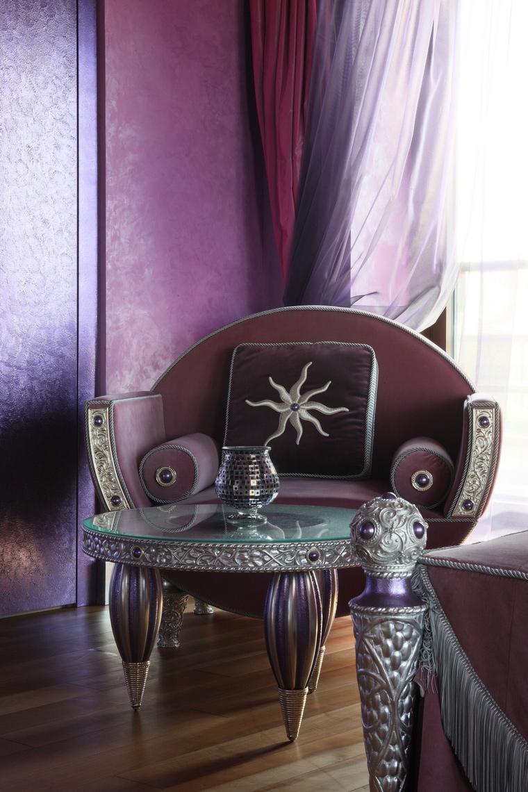 интерьер спальни - фото № 45115