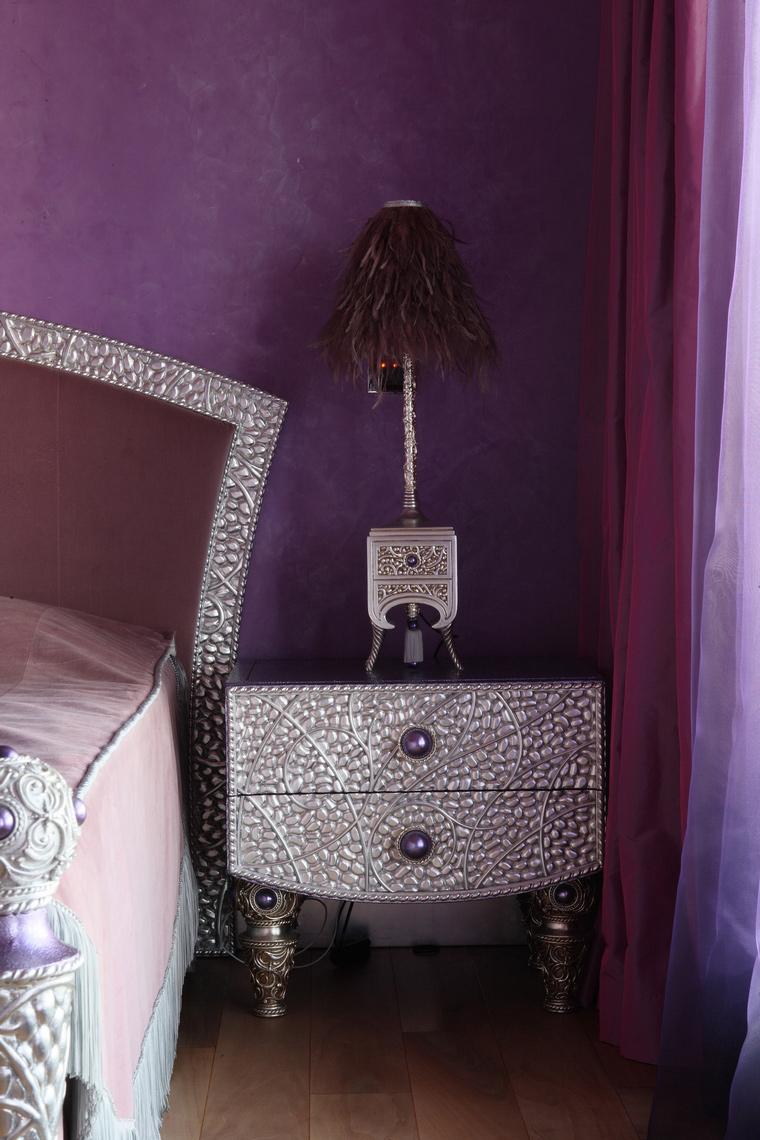 интерьер спальни - фото № 45116