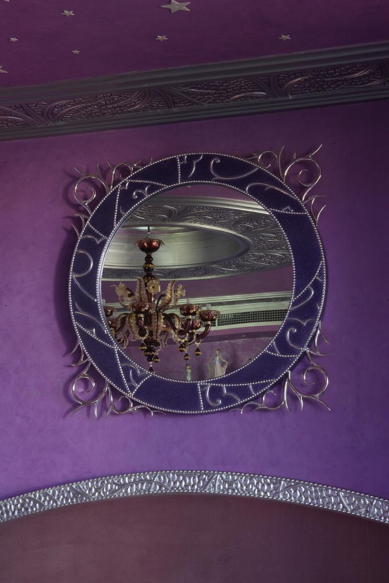 интерьер спальни - фото № 45117