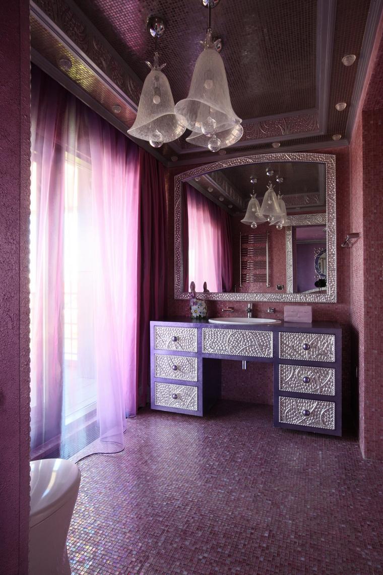 интерьер ванной - фото № 45195