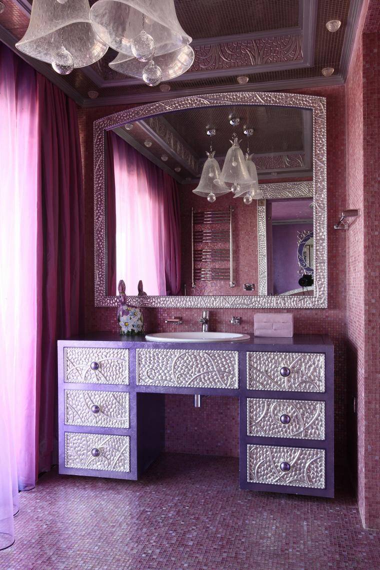 интерьер ванной - фото № 45196