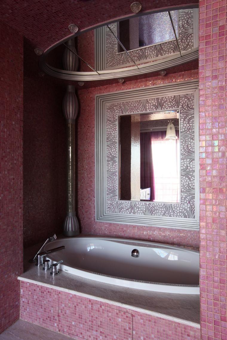 интерьер ванной - фото № 45197