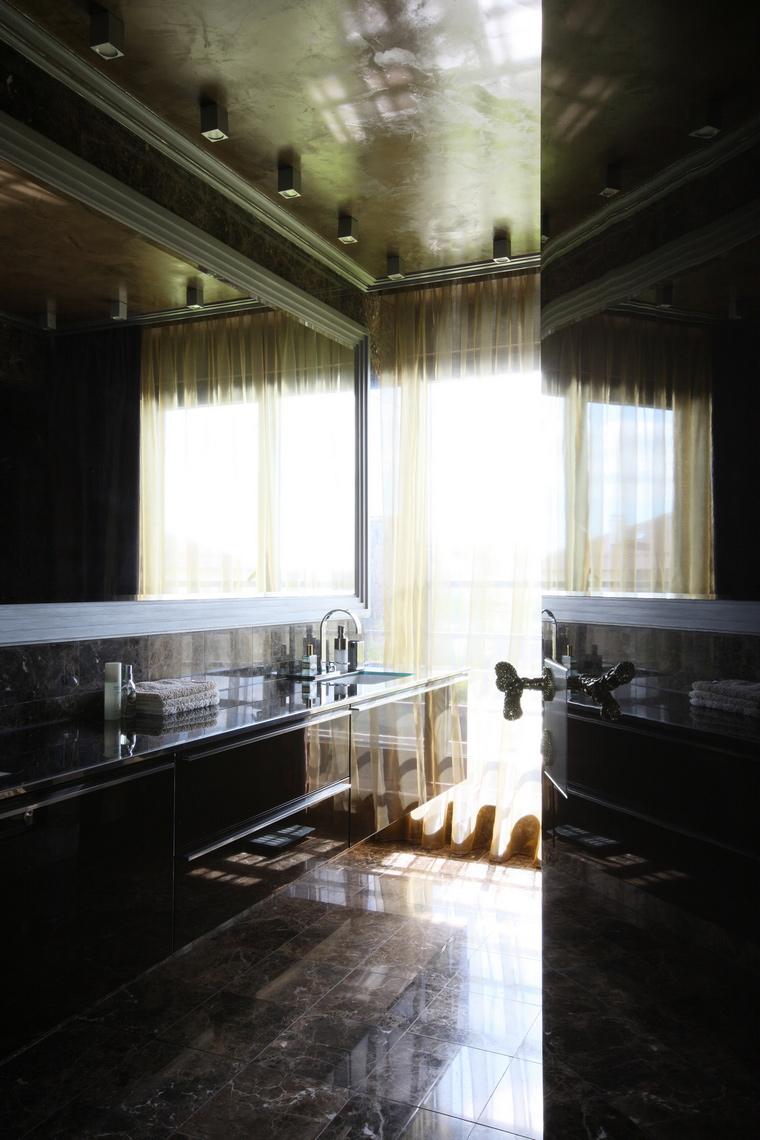 интерьер ванной - фото № 45201