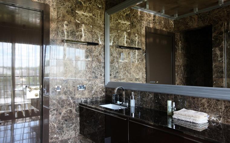 интерьер ванной - фото № 45202