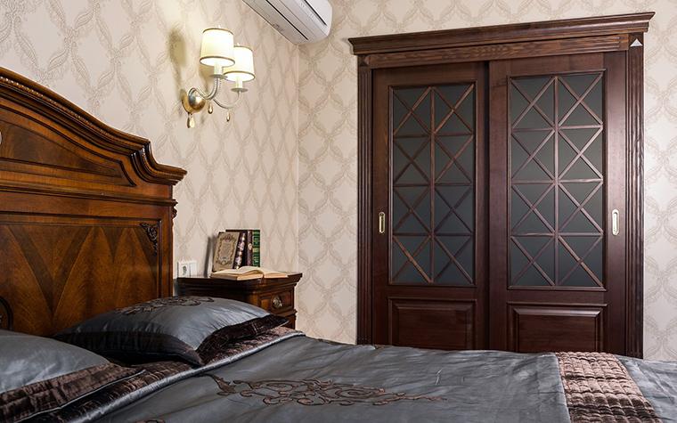 интерьер спальни - фото № 41549