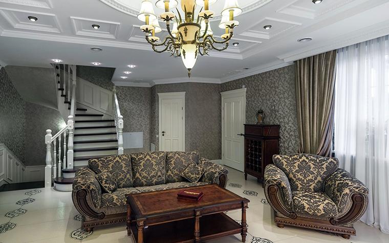 интерьер гостиной - фото № 41543