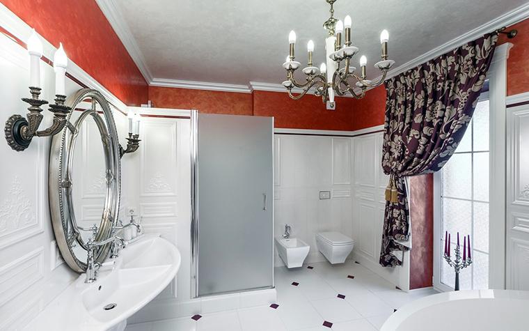 Фото № 41550 ванная  Загородный дом