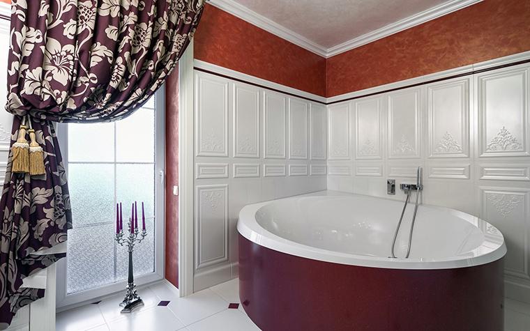 Фото № 41551 ванная  Загородный дом