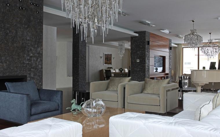 интерьер гостиной - фото № 41932