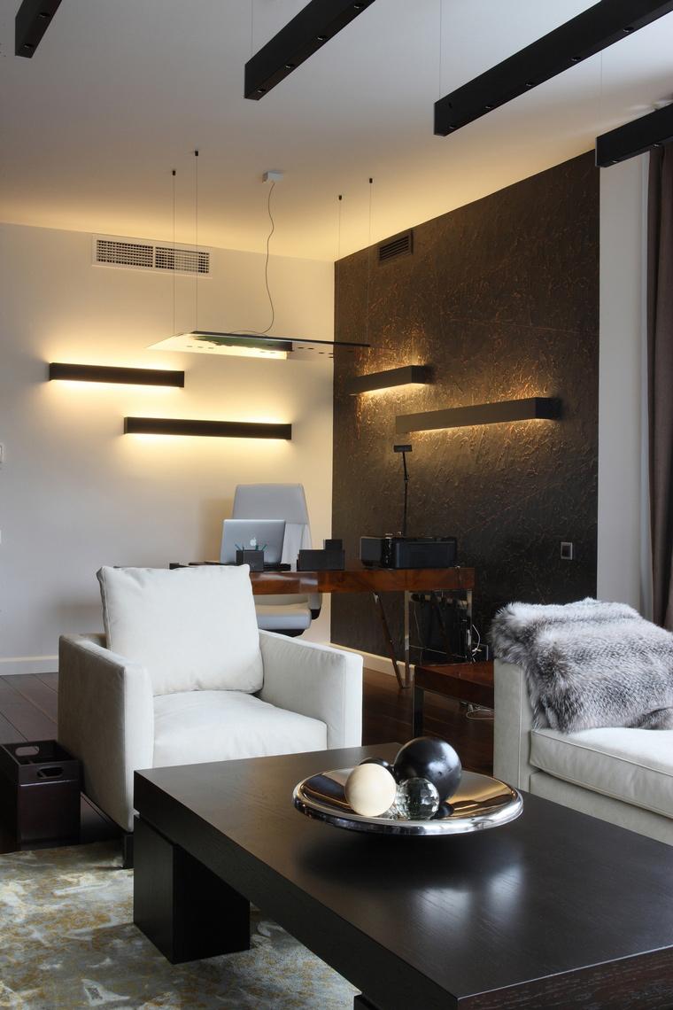 интерьер гостиной - фото № 41934