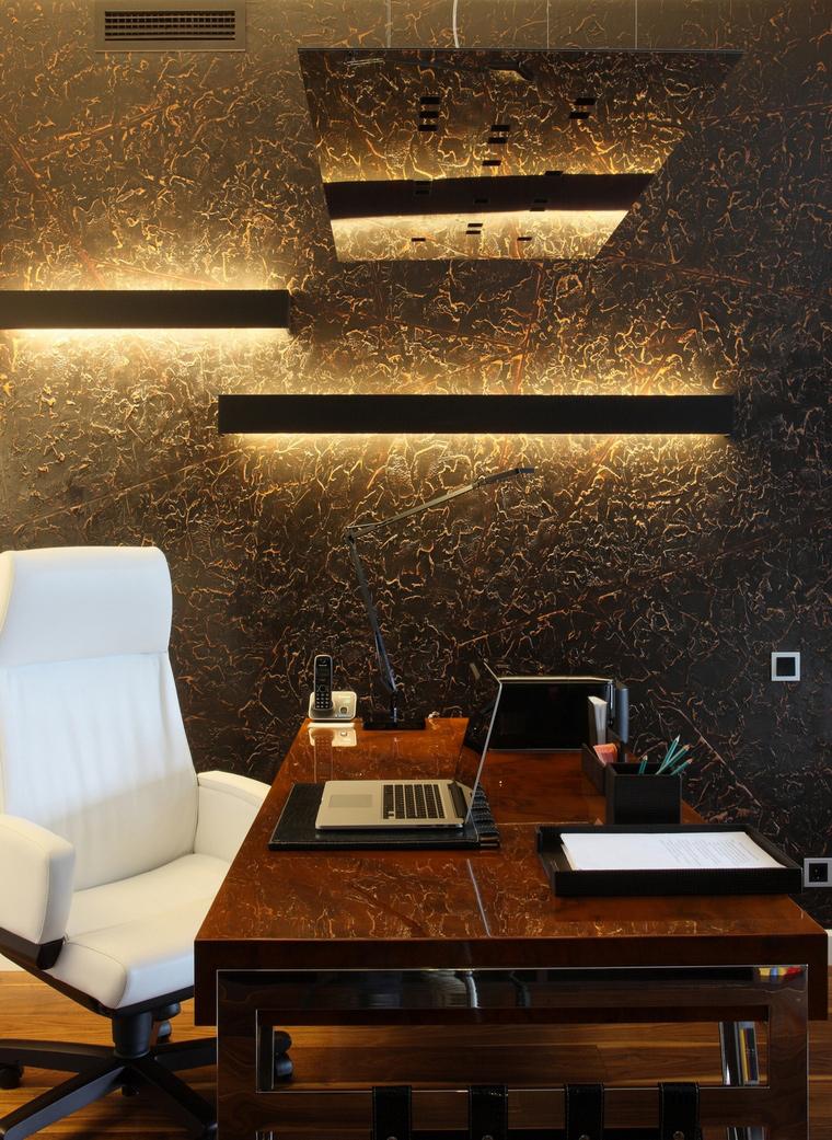 интерьер кабинета - фото № 41962