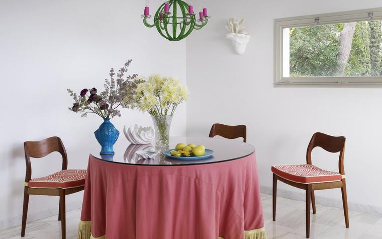 интерьер столовой - фото № 42034
