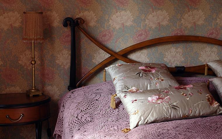 Фото № 42423 спальня  Загородный дом