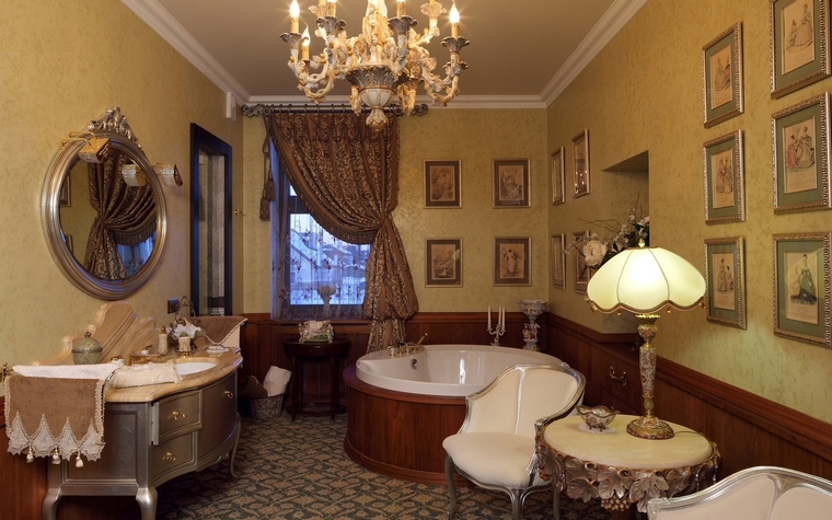 интерьер ванной - фото № 42443