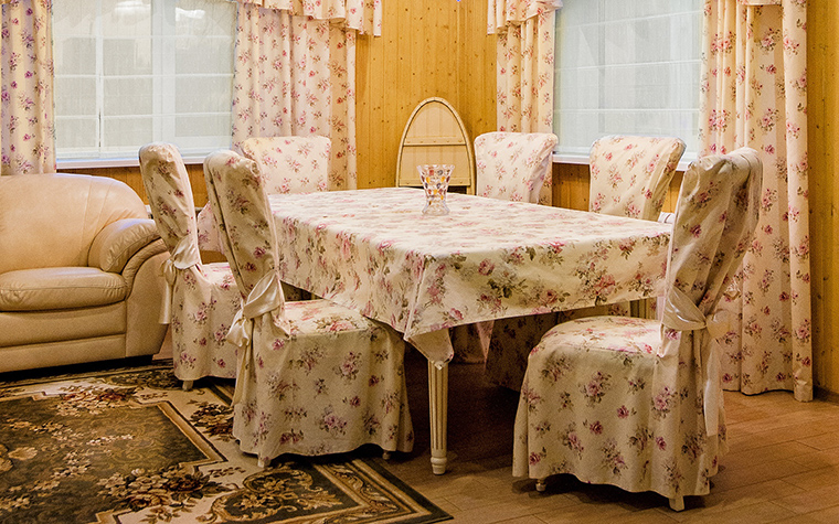 интерьер столовой - фото № 42473