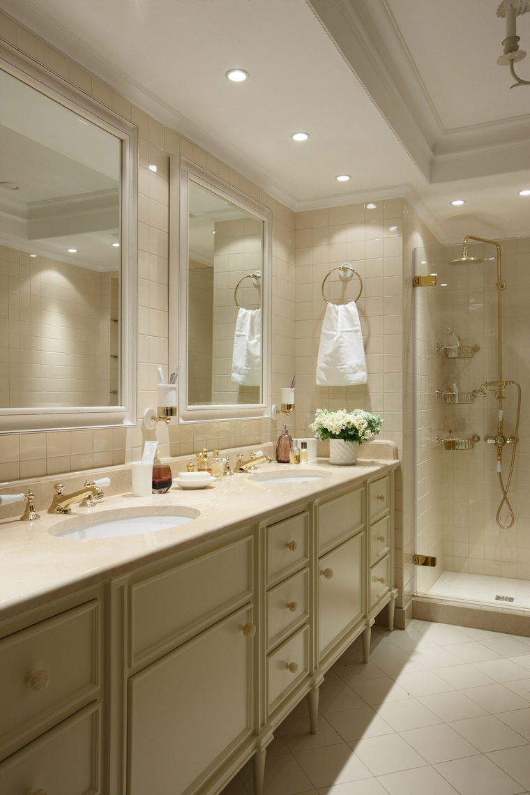 интерьер ванной - фото № 48424