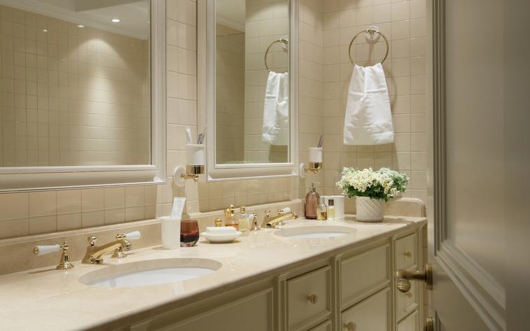 интерьер ванной - фото № 48425