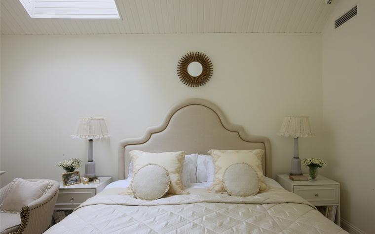 Фото № 48411 спальня  Загородный дом