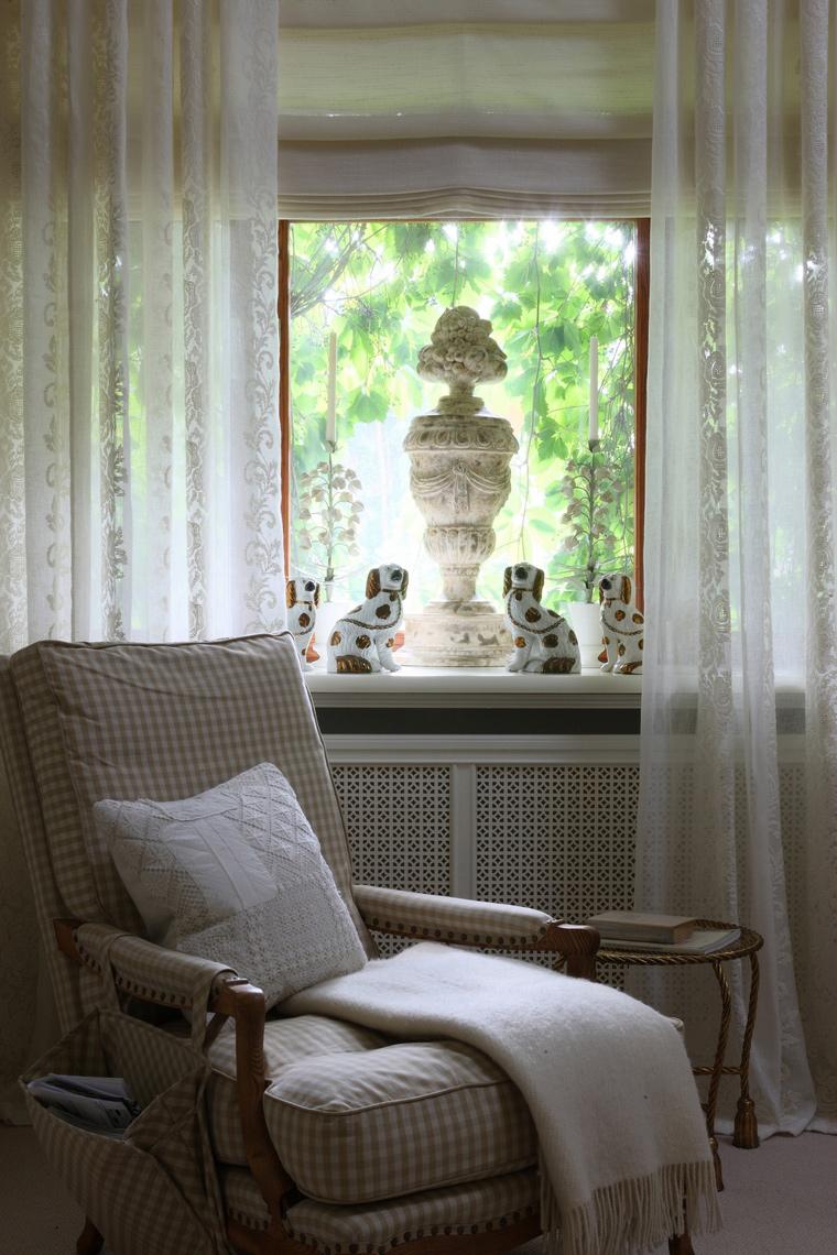 Фото № 48415 спальня  Загородный дом