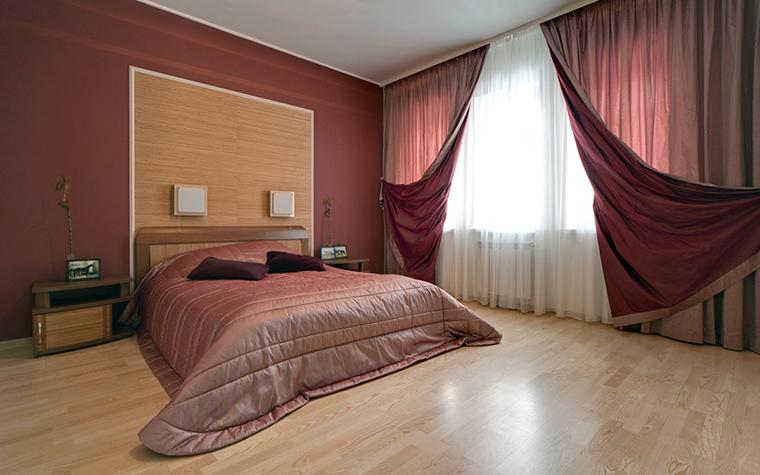 Фото № 42576 спальня  Загородный дом