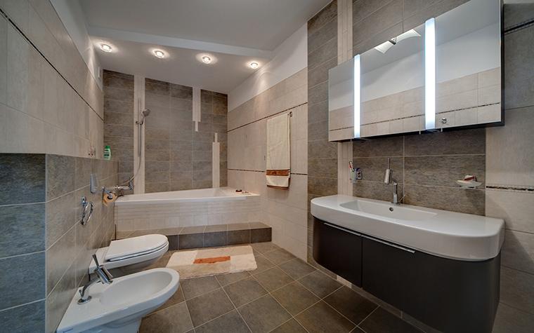 Фото № 42568 ванная  Загородный дом