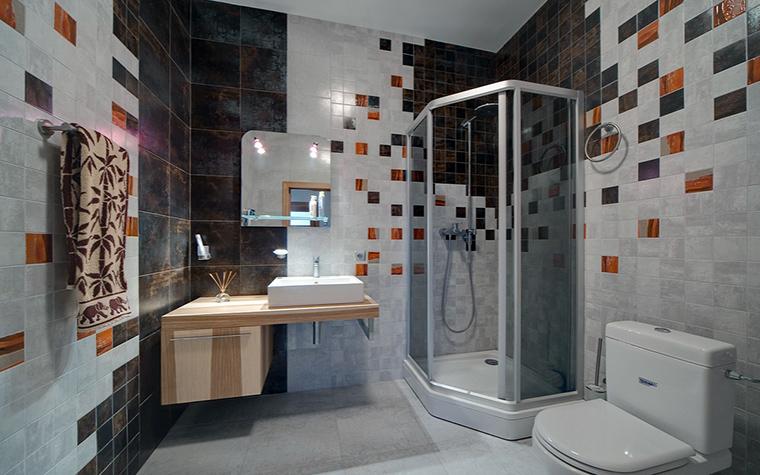 Фото № 42569 ванная  Загородный дом