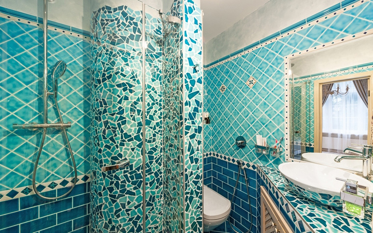 интерьер ванной - фото № 42687