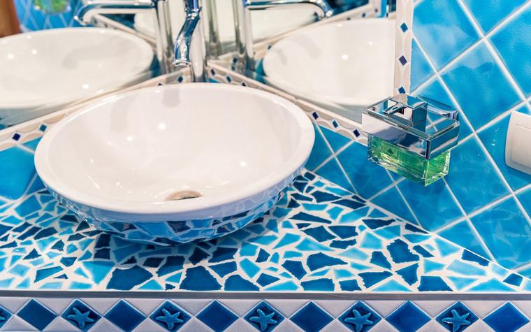 интерьер ванной - фото № 42688