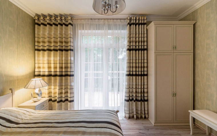 интерьер спальни - фото № 42682