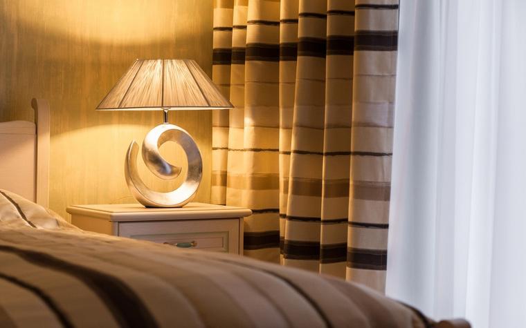 интерьер спальни - фото № 42683
