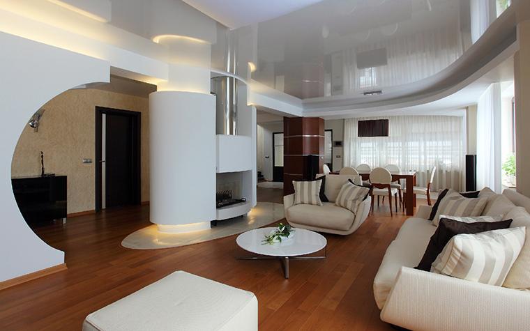 интерьер гостиной - фото № 42834