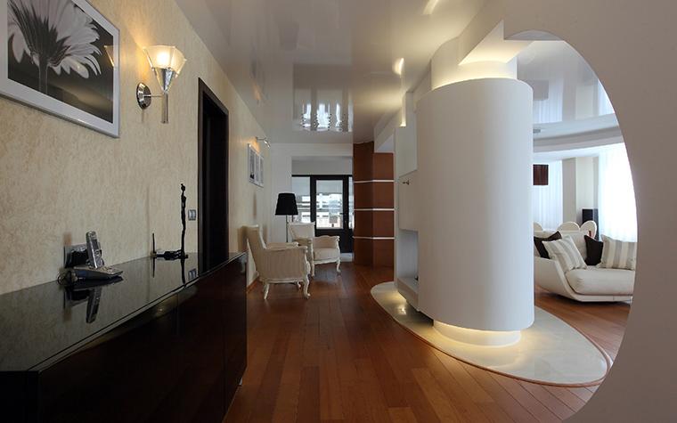 интерьер гостиной - фото № 42835