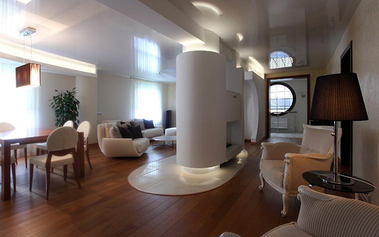 интерьер гостиной - фото № 42839