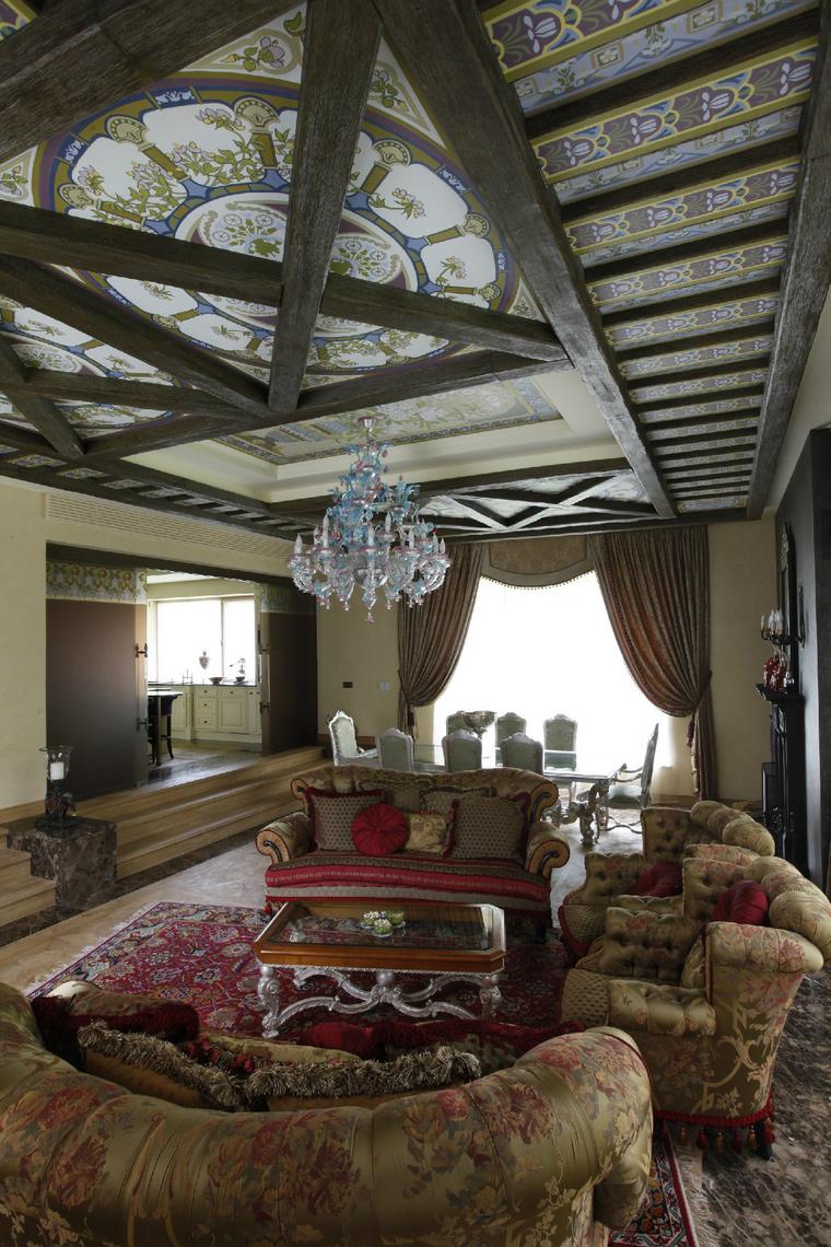 интерьер гостиной - фото № 42958