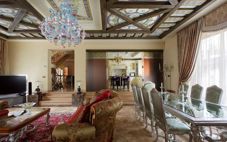 интерьер гостиной - фото № 42957