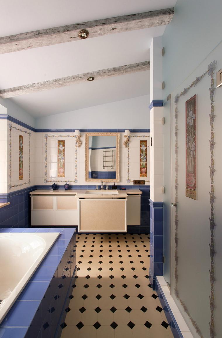 интерьер ванной - фото № 42967