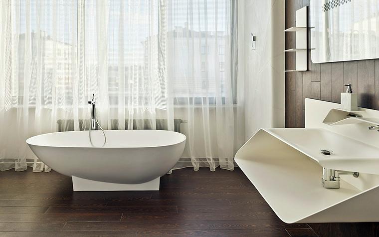 Фото № 43134 ванная  Загородный дом