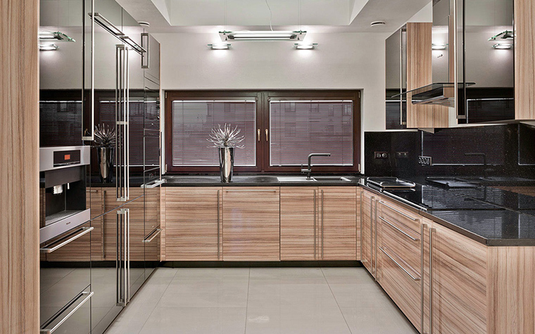 интерьер кухни - фото № 43131