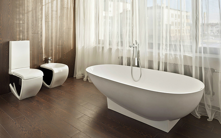 Фото № 43133 ванная  Загородный дом