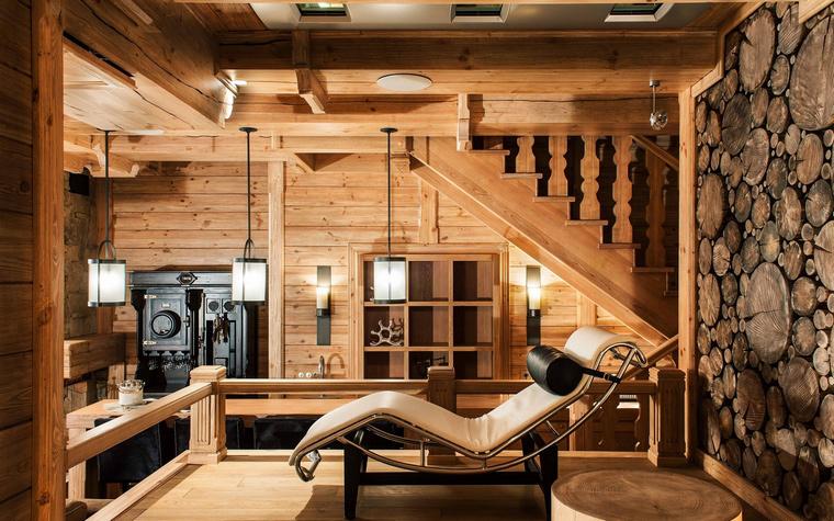 интерьер гостиной - фото № 43225