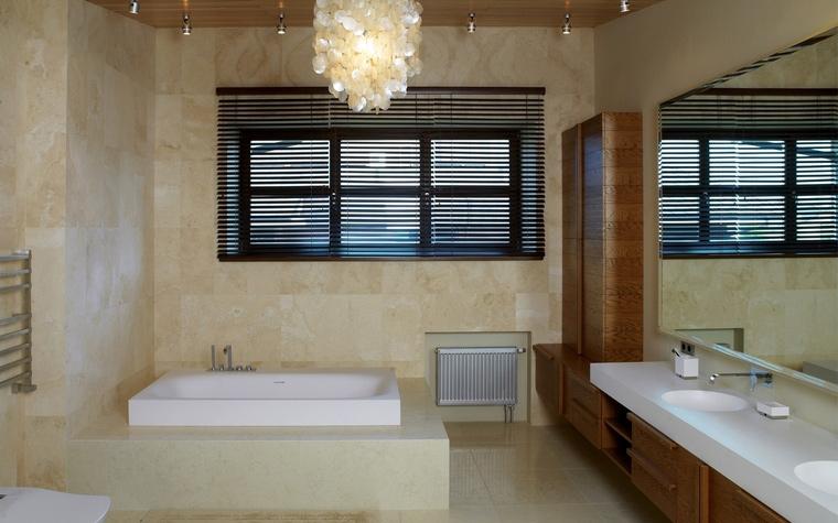 Фото № 43326 ванная  Загородный дом