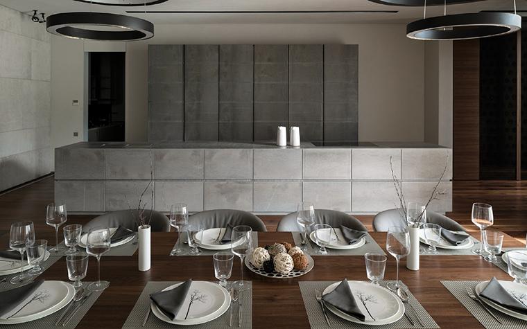 Загородный дом. кухня из проекта , фото №43815