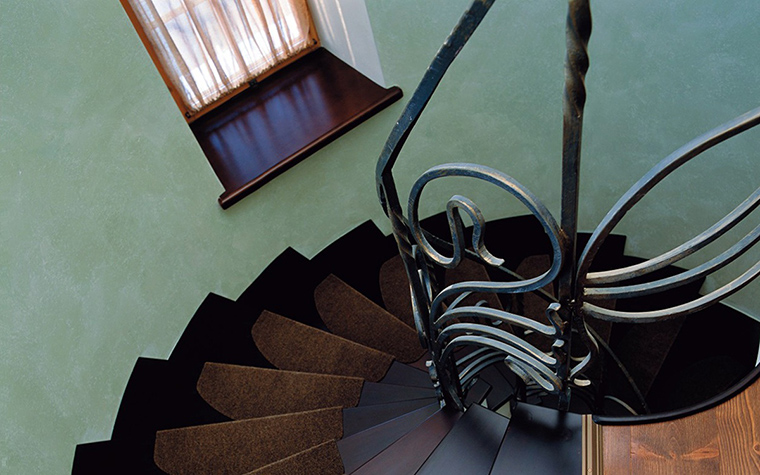 Фото № 44096 холл  Загородный дом