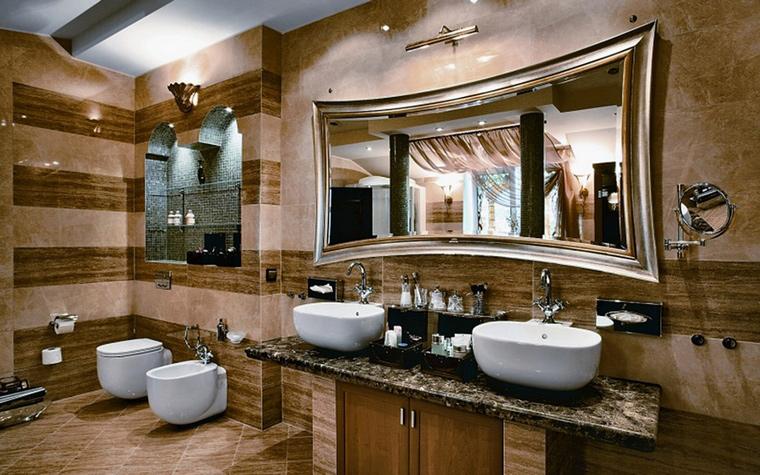 интерьер ванной - фото № 44351
