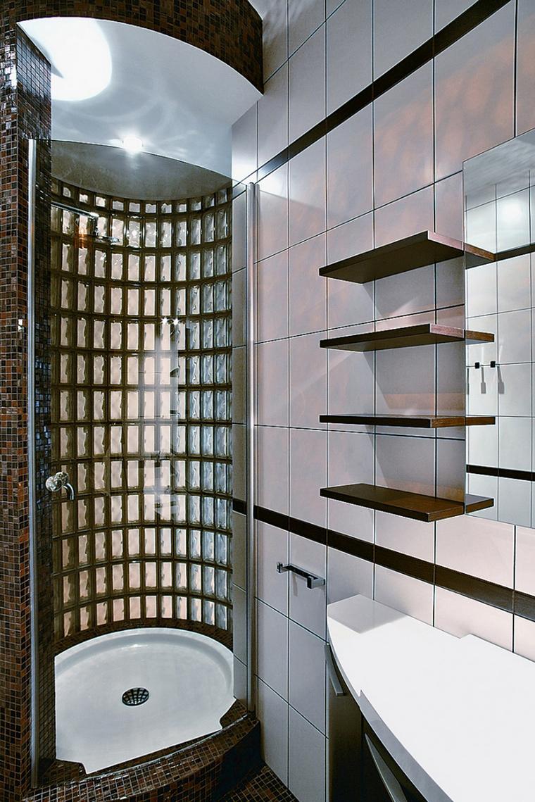 Загородный дом. ванная из проекта , фото №44352