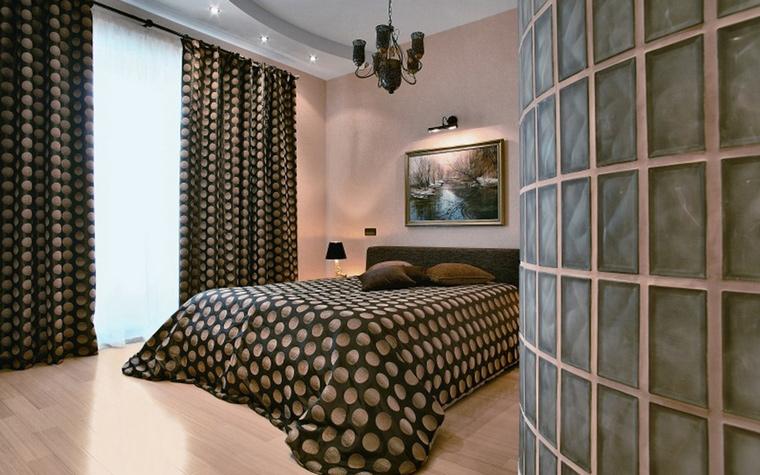 интерьер спальни - фото № 44349